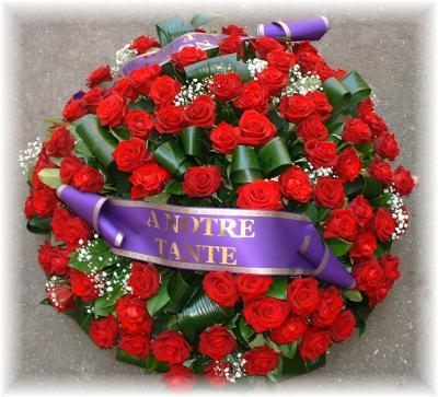 Les fleurs de deuil et leurs symboliques for Bouquet de fleurs pour un homme