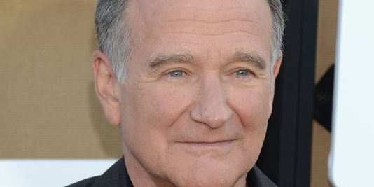 robin williams mort