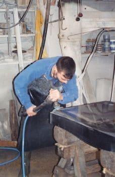decoupe granit