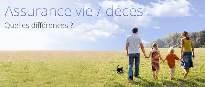 assurance décés  – Assurance vie ou assurance décès: quelles sont les différences?
