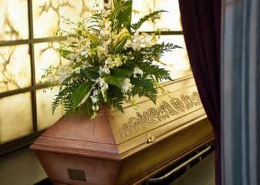 mise en biere cercueil
