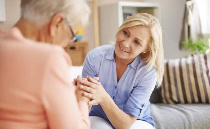 Le congé de soutien familial pour assister un proche en fin de vie