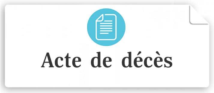 Declaration De Deces Comment Et Ou Declarer Le Deces