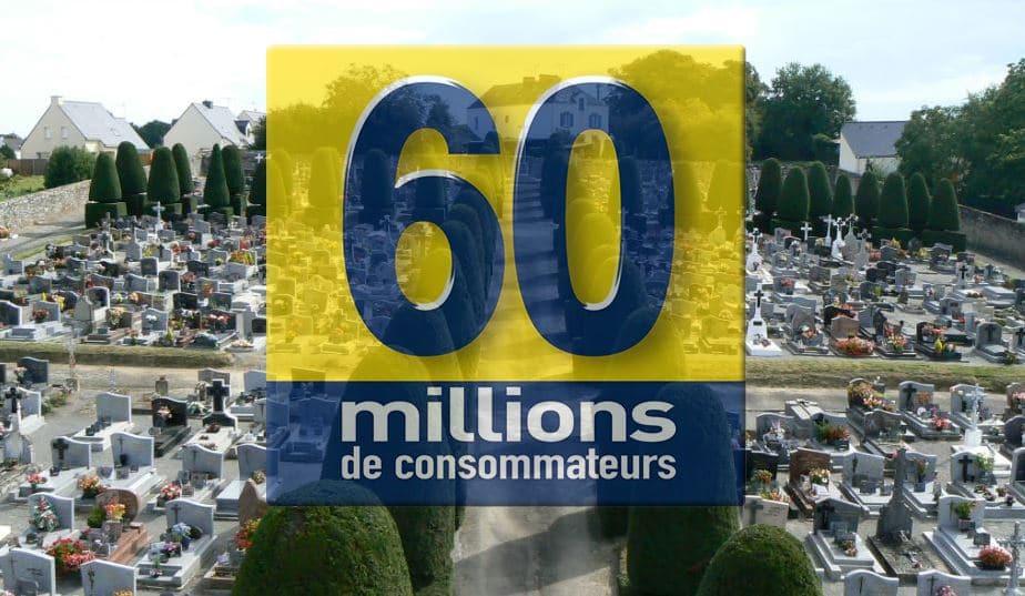 Assurance obsèques: Retour sur l'enquête de 60 millions de consommateurs