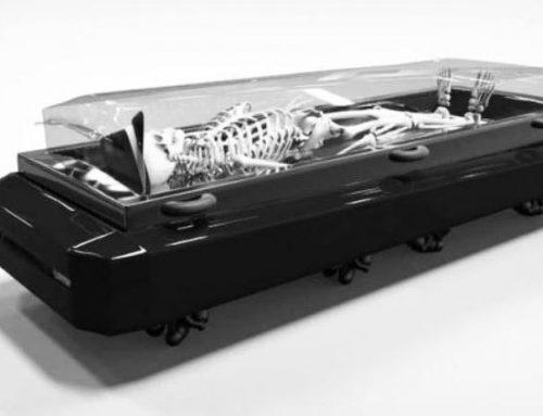 Aeternal : un catafalque automatisé, high-tech … et problématique ?