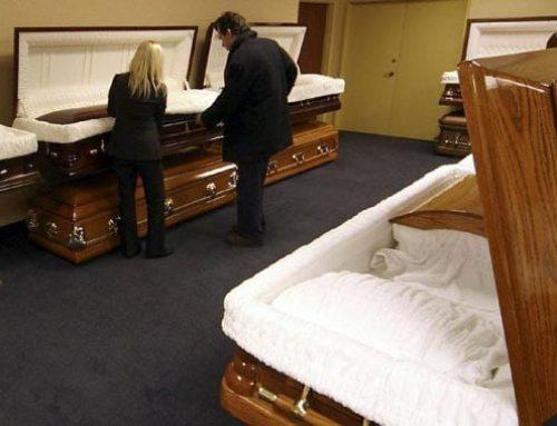 Location de cercueil : une tendance funéraire d'avenir ?