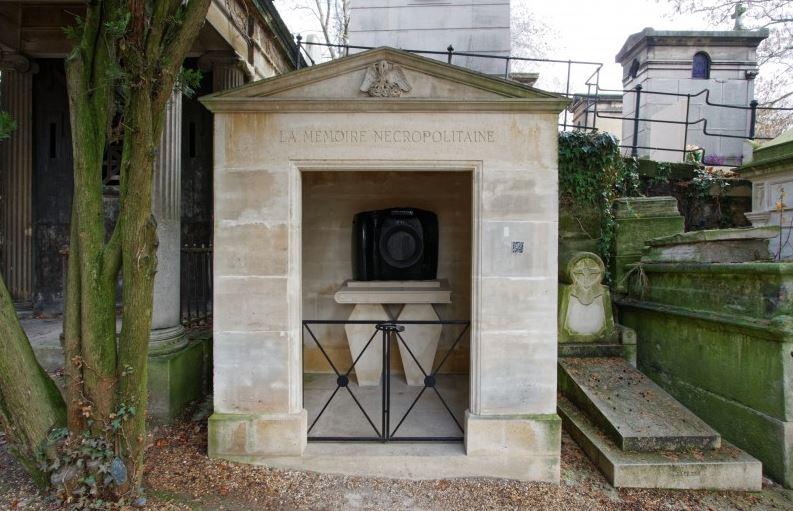 La Mémoire Nécropolitaine : quand « le futur de notre passé » s'invite au Père Lachaise