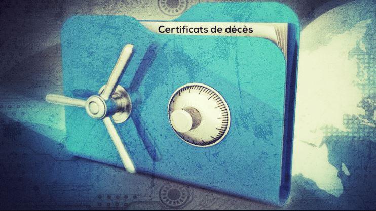 Dématérialisation du certificat de décès : une expérimentation en cours