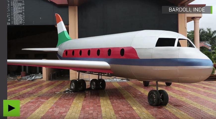 Inde : un crématorium conçu comme un aéroport