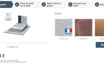 Monukea : la tombe en kit signée France Tombale arrive sur le marché !