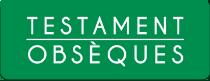 logo testament obsèques