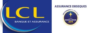 logo LCL ASSURANCE OBSEQUES