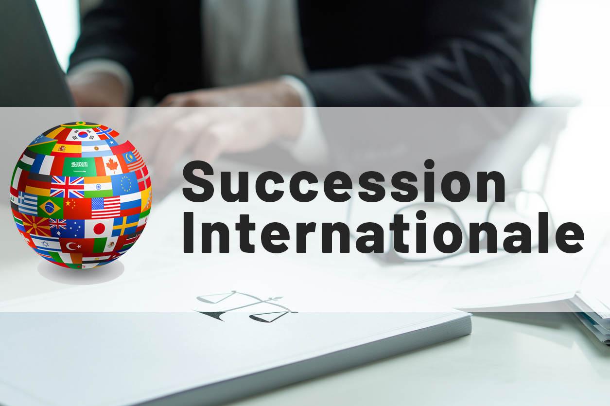 illustration succession internationales